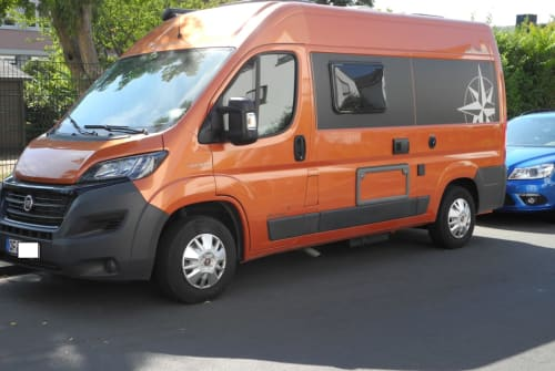 Hire a motorhome in Dreieich from private owners| Westfalia Orwoona