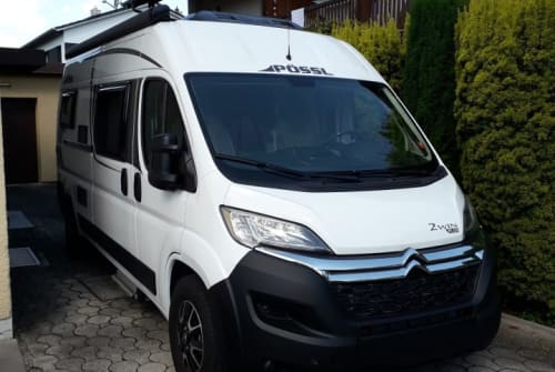 Hire a motorhome in Erding from private owners| Pössl  Georg