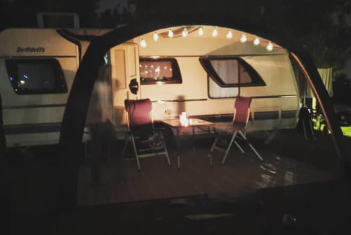 Hire a motorhome in Grevenbroich from private owners| Dethleffs  Dethleffs Nomad