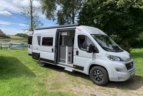 Hire a motorhome in Bad Segeberg from private owners  Roller Team  Tuffy
