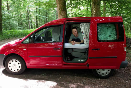 Hire a motorhome in Tübingen from private owners  VW Karl