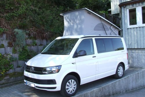 Hire a motorhome in Schriesheim from private owners| VOLKSWAGEN VW T6 Wanda