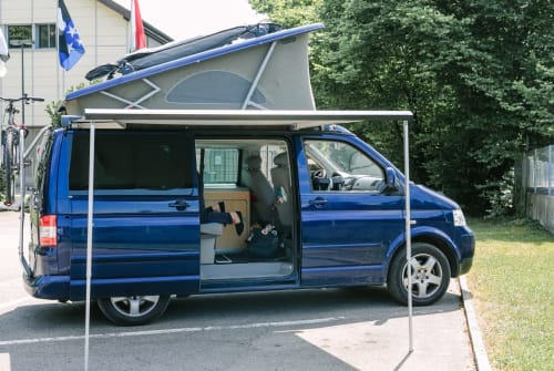 Hire a motorhome in Zwickau from private owners| Volkswagen Cali