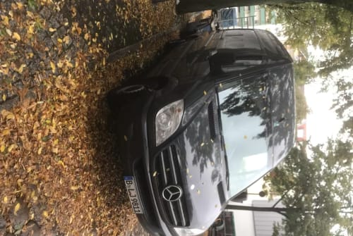 Hire a motorhome in Berlin from private owners  Mercedes Harold