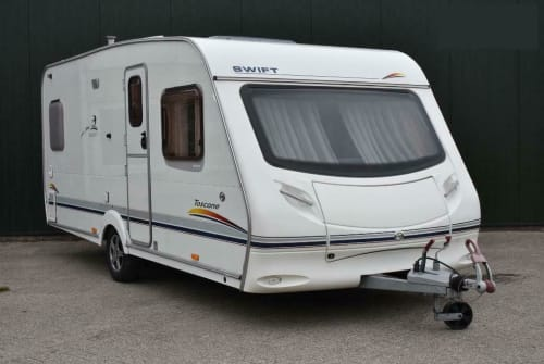 Hire a motorhome in Vaals from private owners| Swift SWIFT TOSCANE