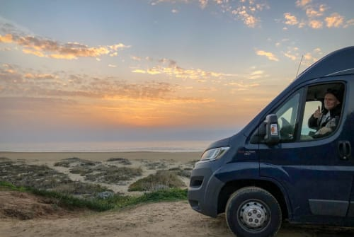 Hire a motorhome in Berlin from private owners| Pössl Spunky Sue