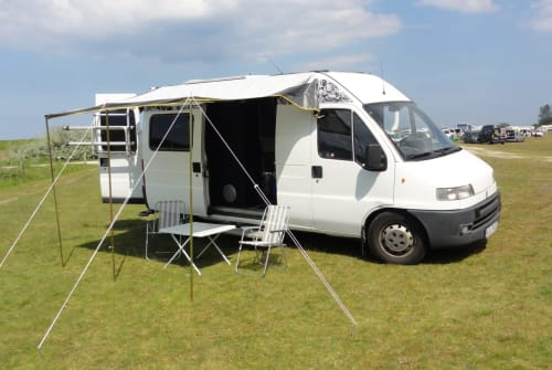 Hire a motorhome in Kiel from private owners| Fiat Frederic