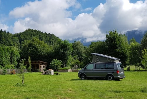 Hire a motorhome in München from private owners| VW Flotter Hansi