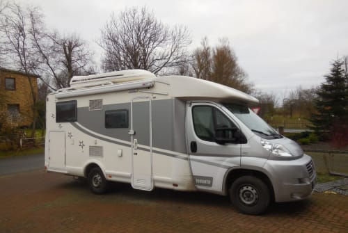 Hire a motorhome in Nordermeldorf from private owners| Ducato - Miller Friese