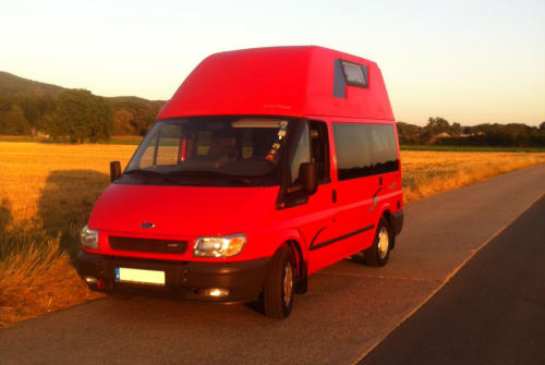 Hire a motorhome in Bonn from private owners| Ford Möhre