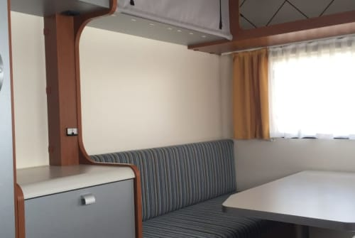 Hire a motorhome in Schwäbisch Hall from private owners| Knaus Klein Ida