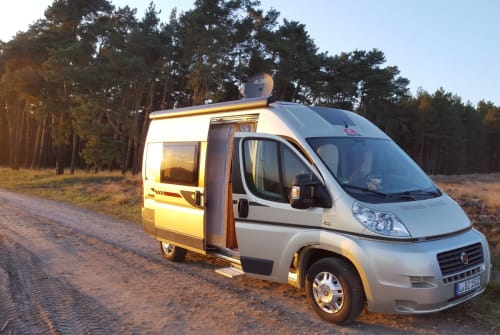 Hire a motorhome in Leipzig from private owners  Fiat Leo