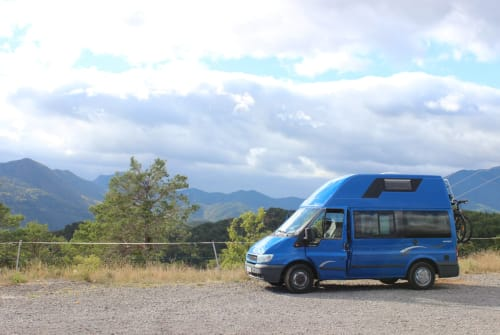 Hire a motorhome in Leipzig from private owners| Ford Ford Nugget