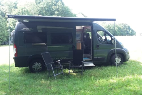 Hire a motorhome in Nümbrecht from private owners  Pössl Baltasar