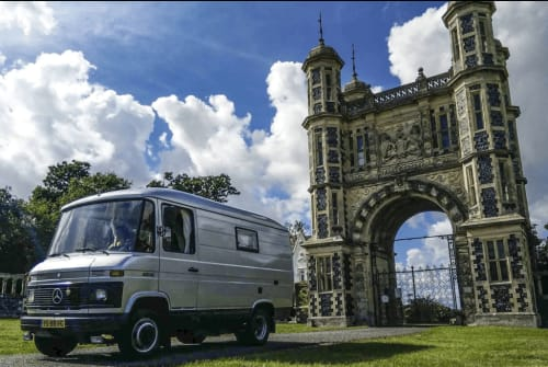 Hire a motorhome in Terborg from private owners| Mercedes Benz RENZEBENZ 508D