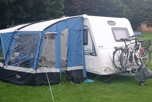 Hire a motorhome in Dortmund from private owners| Caravelair Style