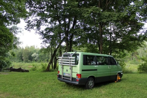 Hire a motorhome in Göttingen from private owners| VW Trecker