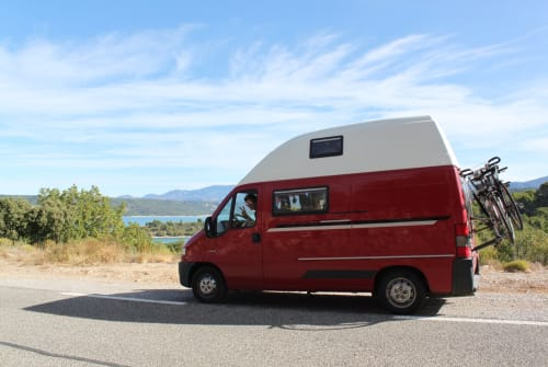 Hire a motorhome in Erkrath from private owners| Citroen Tom