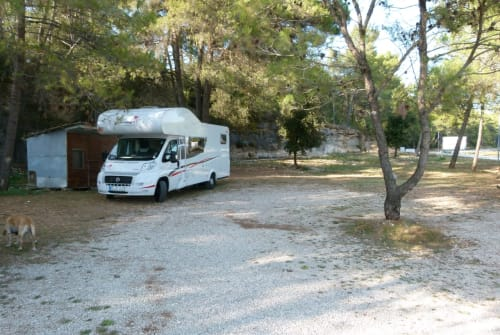Hire a motorhome in Dossenheim from private owners| Sunlight  Unsere Oase