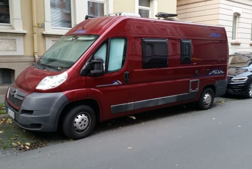 Hire a motorhome in Braunschweig from private owners  Pössl  Jean Luc
