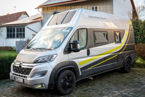 Hire a motorhome in Gudensberg from private owners| Citroën  Kiano