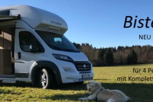Hire a motorhome in Schongau from private owners| Weinsberg Bistecca