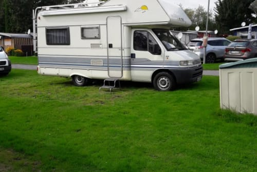 Hire a motorhome in Bochum from private owners| Fiat Mein WoMo