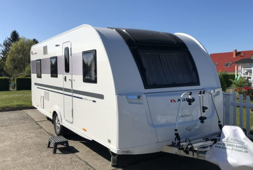 Hire a motorhome in Wismar from private owners| Adria Aurora