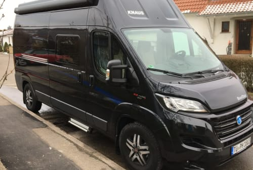 Hire a motorhome in Tübingen from private owners| Knaus  Balu CO2neutral