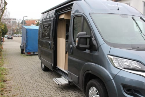 Hire a motorhome in Mannheim from private owners| Citroen SAM