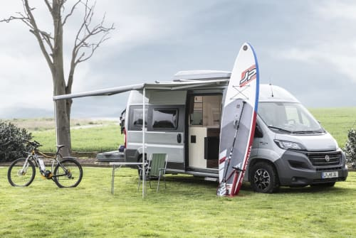 Hire a motorhome in Erwitte from private owners| Westfalia HEAVEN2RIDE