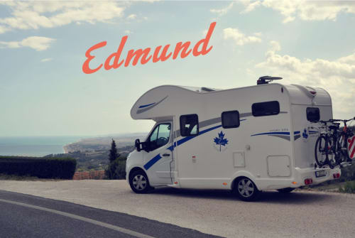 Hire a motorhome in Ködnitz from private owners  Ahorn  Edmund