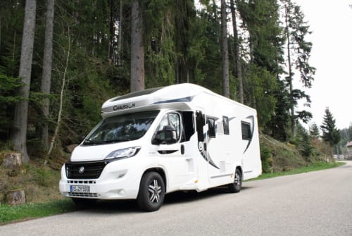 Hire a motorhome in Villingen-Schwenningen from private owners| Chausson  Trigano