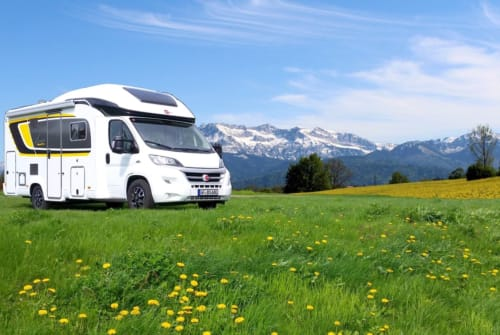 Hire a motorhome in Vordorf from private owners| Bürstner Le Magellan