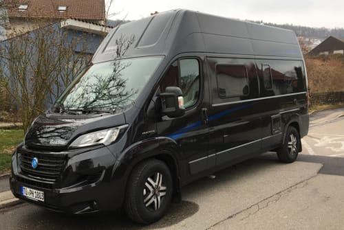 Hire a motorhome in Tübingen from private owners| Knaus Coco CO2neutral