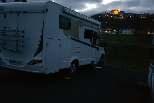 Hire a motorhome in Neuental from private owners| Fiat Lissy
