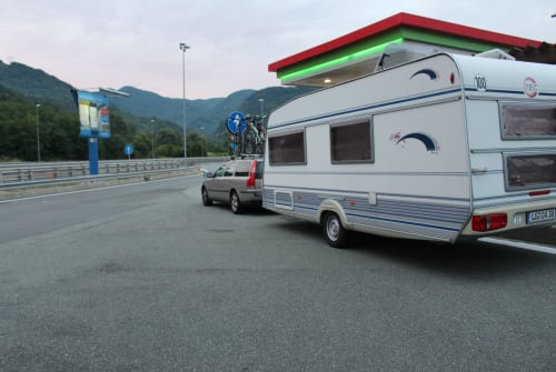 Hire a motorhome in Lüneburg from private owners| TEC Familiencamper