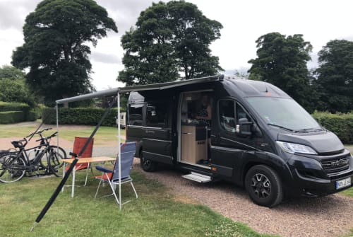 Hire a motorhome in Northeim from private owners| Carthago Dieters Cava