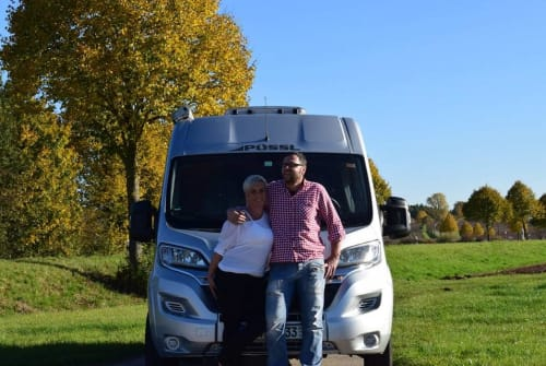 Hire a motorhome in Gebsattel from private owners  Pössl (Citroen Jumper) Pössl