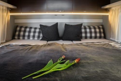 Hire a motorhome in Mindelheim from private owners| ETRUSCO  ETRUSCO