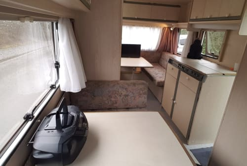 Hire a motorhome in Duisburg from private owners  Dethleffs Scholli