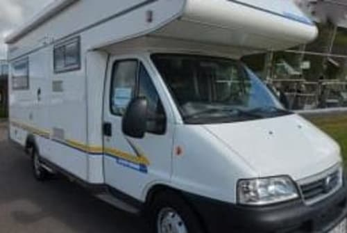 Hire a motorhome in Kaiserslautern from private owners  Fiat Eura