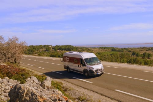 Hire a motorhome in Augsburg from private owners  Fiat Moving Camper