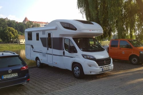 Hire a motorhome in Pirna from private owners| Adrial  Adria Coral XL plus 2018