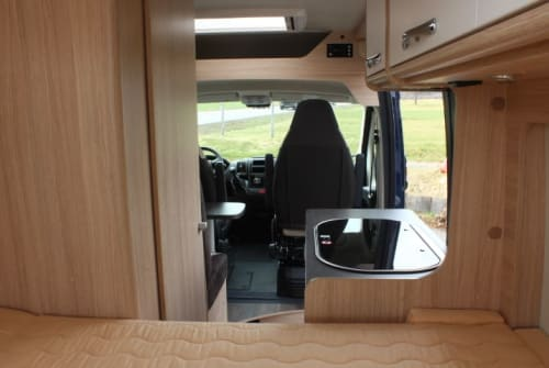 Hire a motorhome in Mössingen from private owners| Pössl Herr Roadcar