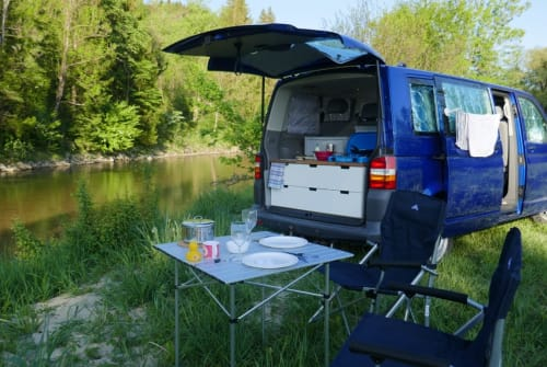 Hire a motorhome in Wessobrunn from private owners| Volkswagen Oscar