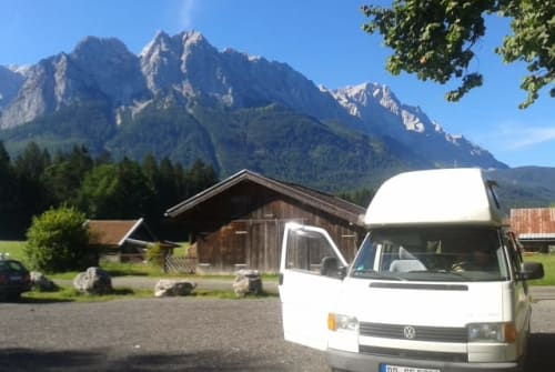 Hire a motorhome in Dresden from private owners  VW Alma Else von Syrius