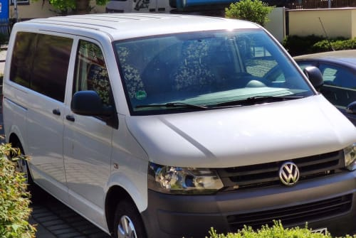Hire a motorhome in Wolfratshausen from private owners| Vokswagen Berta