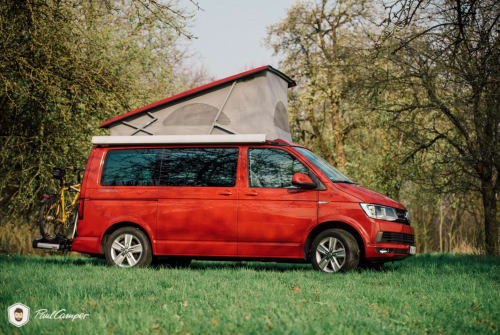 Hire a motorhome in München from private owners| VW Schlafmütze 2