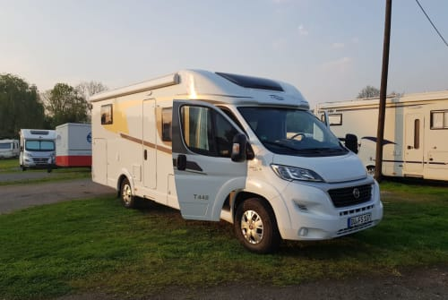 Hire a motorhome in Duisburg from private owners| Fiat Ducato,  Hanti 1